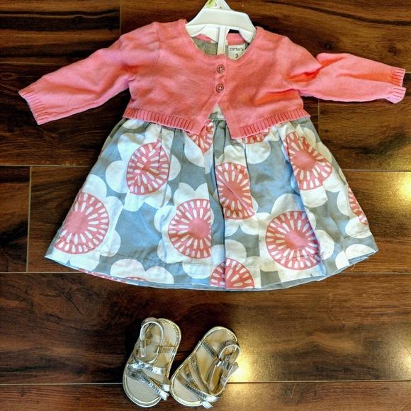 d9aedcf2 Carter's Dresses   Carters Baby Girl Springsummer Dress   Poshmark